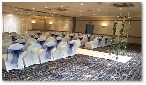Wedding Venue in Hull, Mercure Hull Grange Park Hotel