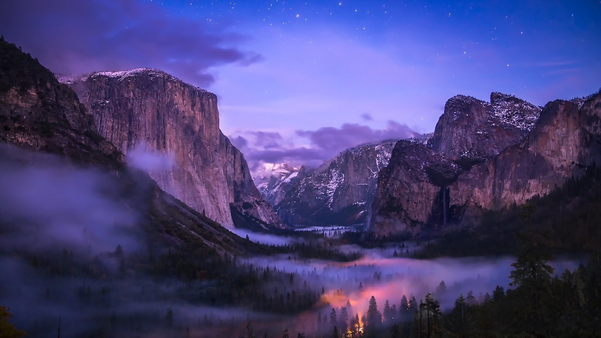 Yosemite National Park Wallpaper Hd 58 Images
