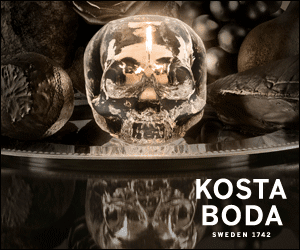 Shop Kosta Boda Today!