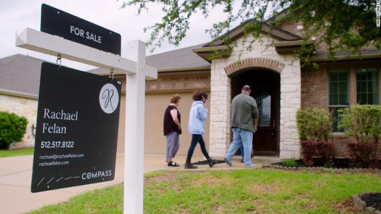 Mortgage rates are going up again