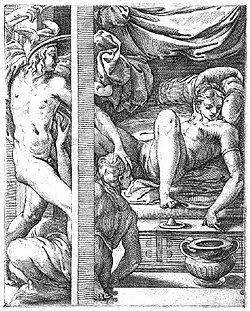 Mercury and Herse