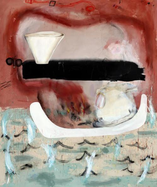 "Michael Hilsman ""Vessel Painting"""