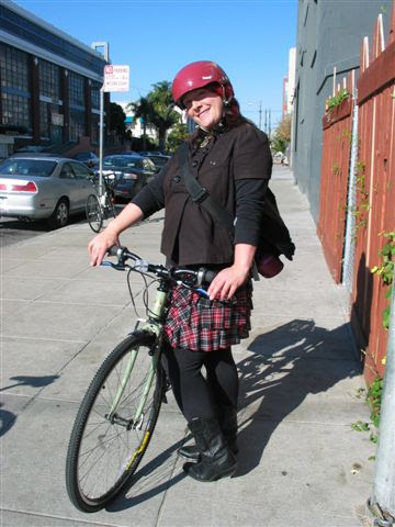 Pin ups and bicycles