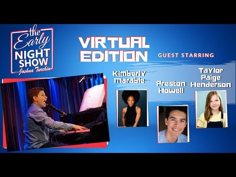 S2 Ep9 The Early Night Show (Kimberly Marable, Preston C. Howell, Taylor Paige Henderson)