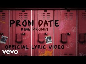 Prom Date by King Promdi [Lyric Video]