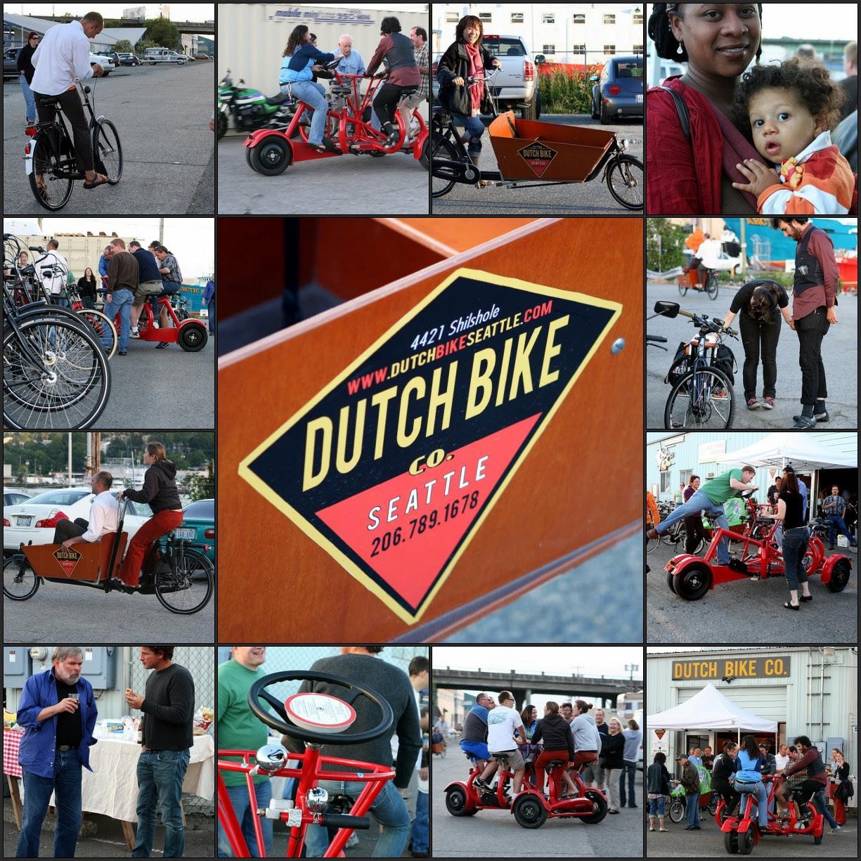 Dutch Bike Co. Party