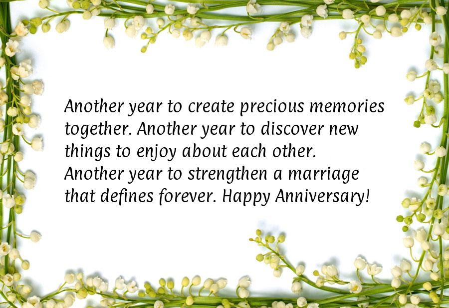 Quotes About One Year Anniversary 21 Quotes