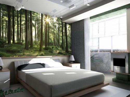 610 Koleksi Ide Desain Wallpaper Kamar Tidur Elegan Terbaik Download Gratis