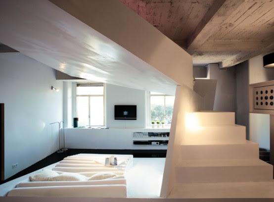 small apartment futuristic interior 9 554x408