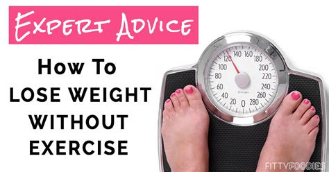 lose weight  exercise  tips fittyfoodies
