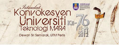 Istiadat Konvokesyen Universiti Teknologi MARA Ke-76