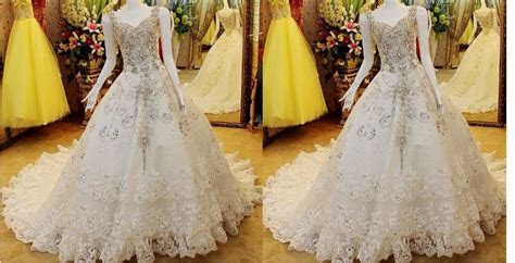 Top 10 Most Expensive Wedding Dresses In The World 2019