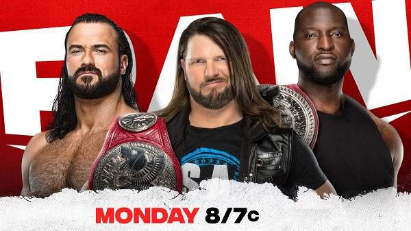 Watch WWE Raw 6/14/21 June 14th 2021 Online Full Show Free