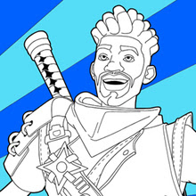 Dibujos Para Colorear Fortnite 1 Eshellokidscom