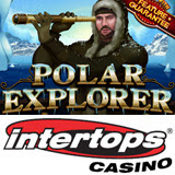 Intertops Casino Beats the Heat with New Polar Explorer Slots Game