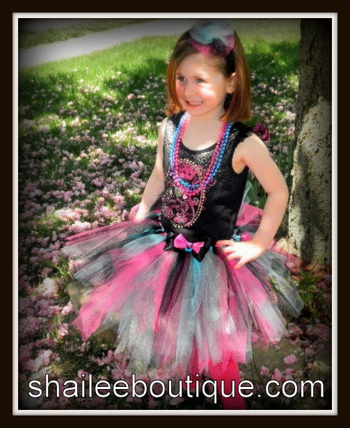 Shailee Boutique Punk Tutu GT1588 ON SALE