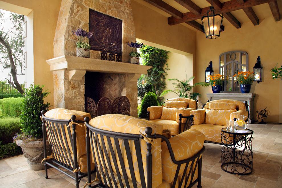 Mediterranean Interior - Design Decoration