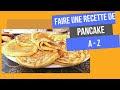 Recette Pancakes A Z