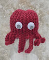 Innocent Smoothies Big Knit Hats - Octopus