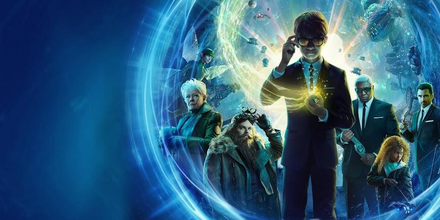 Artemis Fowl (2020) Movie English Full Movie