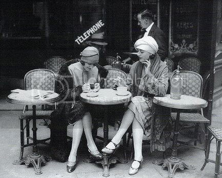 Flappers Talking