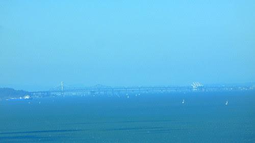 DSCN6472 - San Francisco Bay Bridge, viewed from SFO - 500