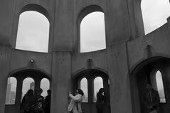 Coit Tower - Observation deck