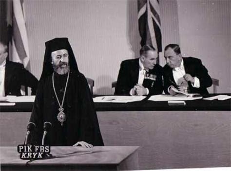 Η Κύπρος γιορτάζει την ανεξαρτησία της.ΒΙΝΤΕΟ