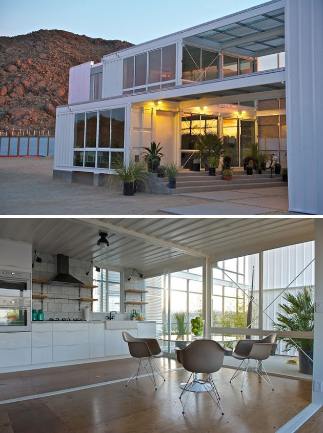 15 Shipping Containers Turned Into Designer Homes 7