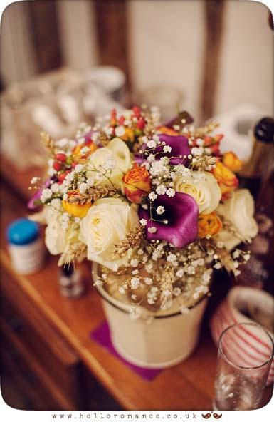 Vintage Wedding Flowers Bouquet - Hello Romance