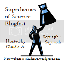 The Superheroes of Science