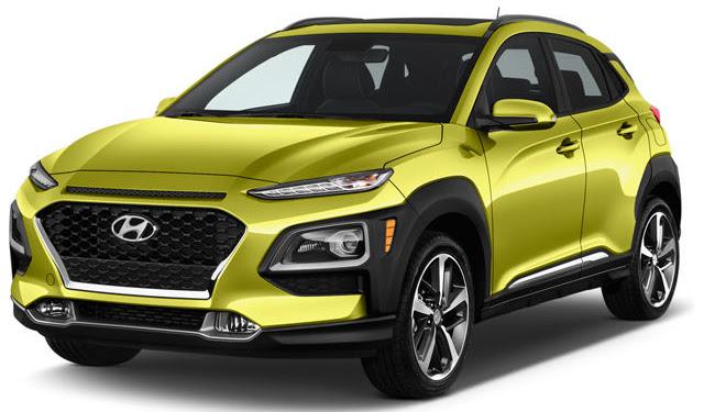 2019 Hyundai Kona Subcompact Suv