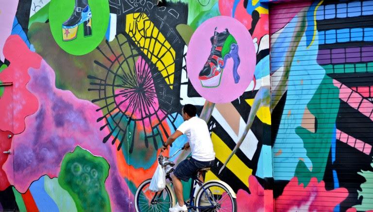 Wynwood Art District é a meca da arte contemporânea em Miami. (Crédito: Reprodução)