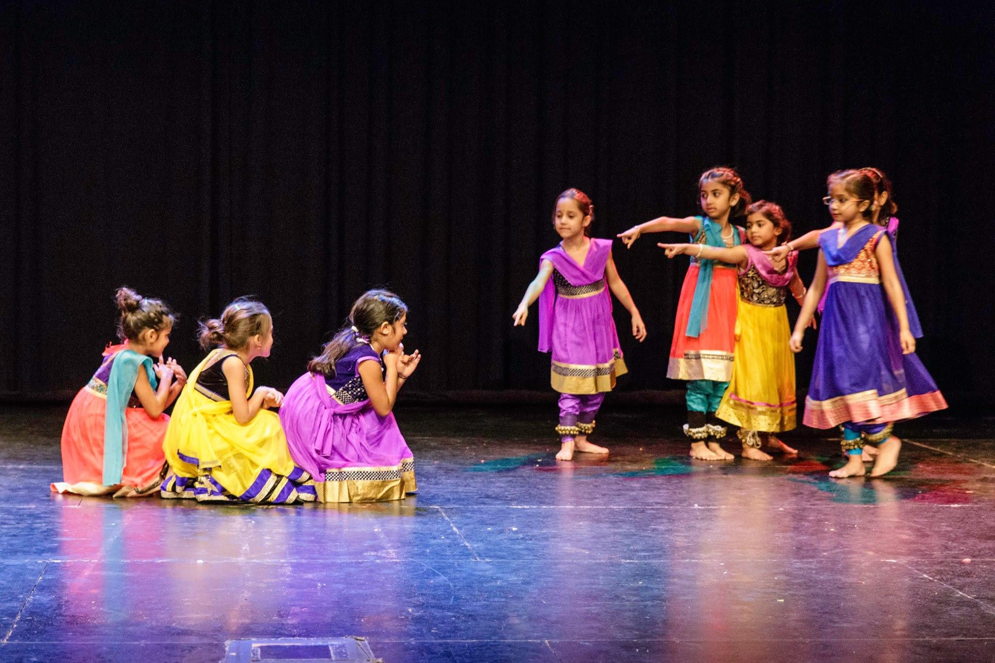 Kathak Toronto » Kathak School of Dance