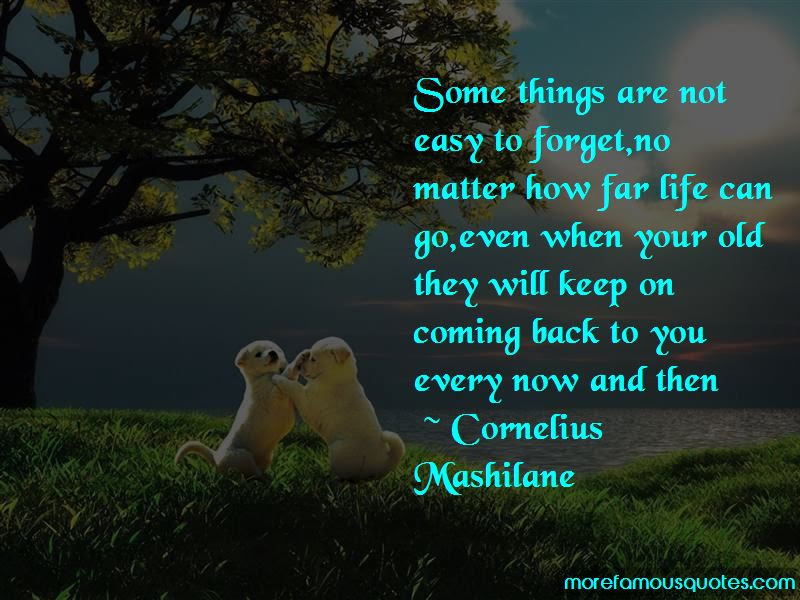 Quotes About Not Easy To Forget Top 36 Not Easy To Forget Quotes