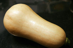 first butternut squash
