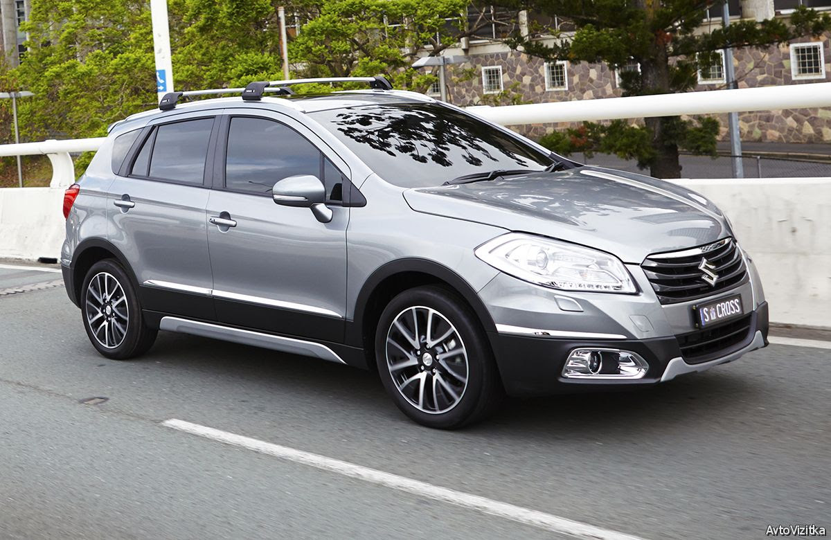 2016 Suzuki Sx4 – pictures, information and specs - Auto-Database ...