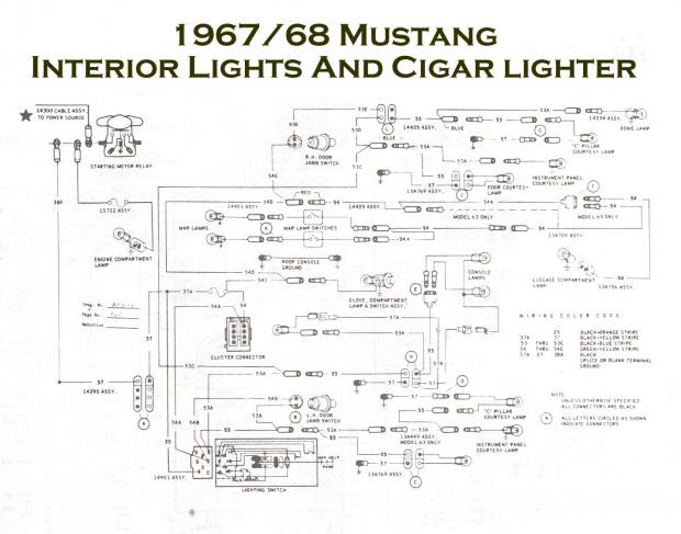 68 Ford Mustang Wiring Diagram Caravan Tow Hitch Wiring Diagram For Wiring Diagram Schematics
