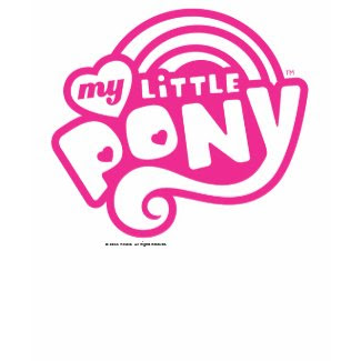 My Little Pony Pink Logo shirt