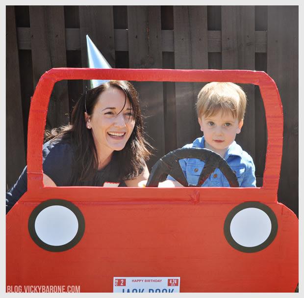 Diy Car Photo Booth Vicky Barone