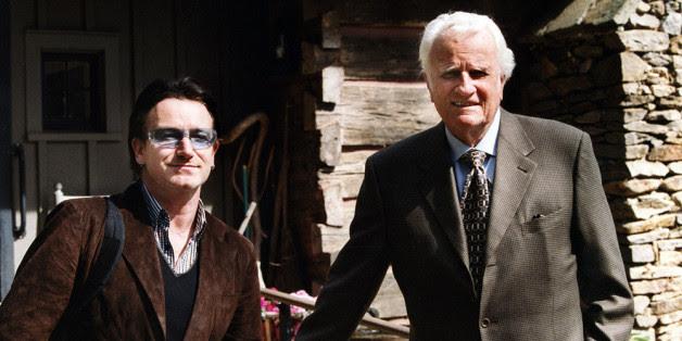 U2's Bono Once Wrote