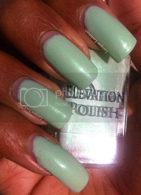 Lacquer Lockdown - Elevation Polish Mt Yu, Elevation Polish Yusan, indie nail polish