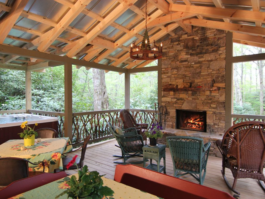 Highlands Vacation Rental - VRBO 459608 - 3 BR Smoky Mountains
