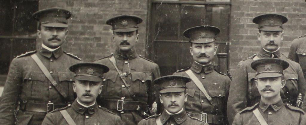Por que os franco-atiradores alemães disparavam nos britânicos com bigode?