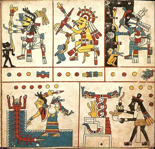 Codex Fejervary Mayer (famsi) e