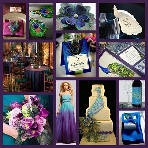 peacock wedding themes decorations   Premier Bride