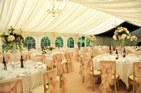 Wedding Marquee Interior Ideas   Weddings in Sussex