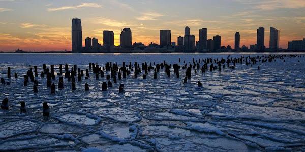 Risultati immagini per USA NEVE IMMAGINI? 31-01-2019 40 gradi sotto