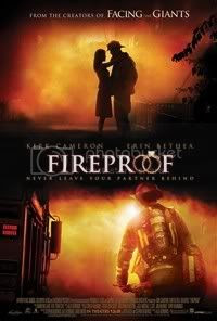 Fireproof Official Poster