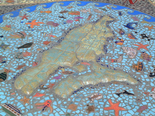 mosaic Sundial by megan_n_smith_99
